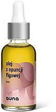Parfémy, Parfumerie, kosmetika Opunciový olej na obličej - Auna Prickly Pear Oil