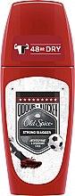 Parfémy, Parfumerie, kosmetika Kůličkový deodorant - Old Spice Odour Blocker Strong Slugger