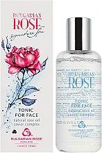 Parfémy, Parfumerie, kosmetika Pleťová voda s komplexem černého kaviáru - Bulgarian Rose Caviar Complex Tonic For Face