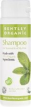 Parfémy, Parfumerie, kosmetika Šampon pro normální a mastné vlasy - Bentley Organic Shampoo For Normal to Oily Hair