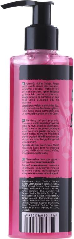"""Sprchový gel """"Bubble Gum"""" - Beauty Jar Foaming Shower Gel — foto N3"""