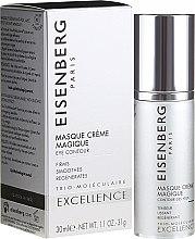 Parfémy, Parfumerie, kosmetika Maska pro pleť kolem oči - Jose Eisenberg Excellence Masque Creme Magique Eye Contour