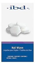 Parfémy, Parfumerie, kosmetika Bezvláknové špongiové tampóny - IBD Nail Wipes