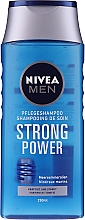 "Parfémy, Parfumerie, kosmetika Šampon pro muže ""Energie a síla"" - Nivea For Men Shampoo"