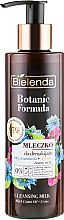 Parfémy, Parfumerie, kosmetika Odličovací mléko - Bielenda Botanic Formula Black Seed Oil Cistus Cleansing Milk