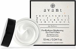 Parfémy, Parfumerie, kosmetika Anti-age krém na oční okolí - Avant Skincare Pro-Radiance Brightening Eye Final Touch