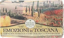 "Parfémy, Parfumerie, kosmetika Mýdlo ""Zlatá země"" - Nesti Dante Emozioni a Toscana Soap"