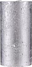 Parfémy, Parfumerie, kosmetika Přírodní svíčka, 15 cm - Ringa Silver Glow Candle