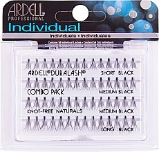 Parfémy, Parfumerie, kosmetika Umělé řasy - Ardell Individual Combo Pack