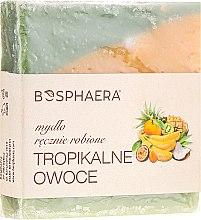 Parfémy, Parfumerie, kosmetika Přírodní mýdlo Tropické ovoce - Bosphaera