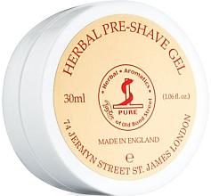 Parfémy, Parfumerie, kosmetika Gel před holením - Taylor of Old Bond Street Herbal Pre-Shave Gel