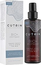 Parfémy, Parfumerie, kosmetika Zpevňující sérum na pokožku hlavy pro muže - Cutrin Bio+ Energy Boost Scalp Serum For Men