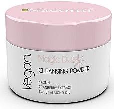 Parfémy, Parfumerie, kosmetika Čisticí pudr pro obličej pro suchou pleť - Nacomi Face Cleansing & Brightening Powder Magic Dust