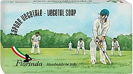 Parfémy, Parfumerie, kosmetika Mýdlo přírodní Baseball - Florinda Sport & Spezie Natural Soap