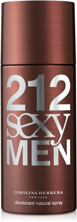 Carolina Herrera 212 Sexy Men - Deodorant — foto N1