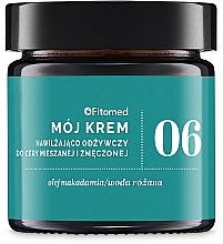 Parfémy, Parfumerie, kosmetika Krém s olejem z pšeničných klíčků - Fitomed Cream With Wheat Germ Oil Nr6
