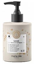 Parfémy, Parfumerie, kosmetika Maska pro obnovu barvy - Maria Nila Colour Refresh Sand