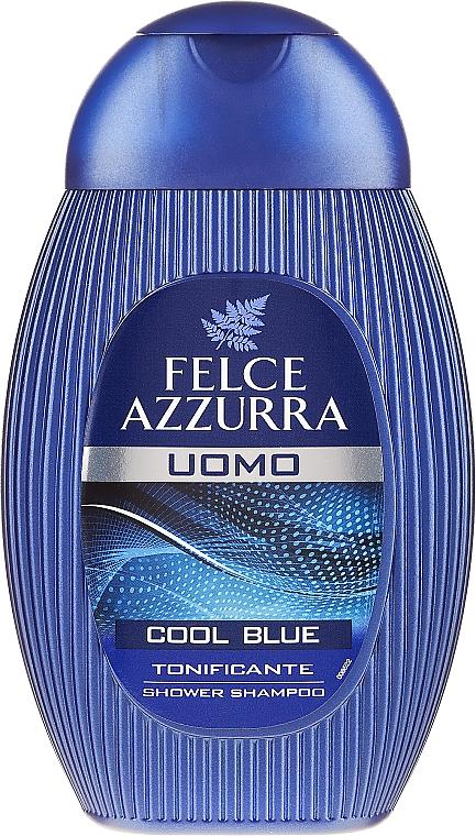 Šampon a sprchový gel Coll Blue - Paglieri Felce Azzurra Shampoo And Shower Gel For Man