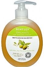 """Parfémy, Parfumerie, kosmetika Tekuté mýdlo na ruce """"Hluboké čištění"""" - Bentley Organic Body Care Deep Cleansing Handwash"""