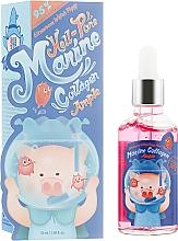 Parfémy, Parfumerie, kosmetika Pleťové sérum na bázi mořského kolagenu - Elizavecca Hell Pore Marine Collagen Ample 95%