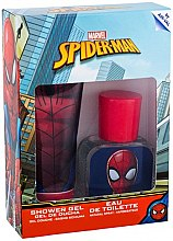 Parfémy, Parfumerie, kosmetika Air-Val International Spiderman - Sada (edt/30ml + sh/gel/70ml)