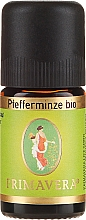Parfémy, Parfumerie, kosmetika Esenciální olej - Primavera Natural Essential Oil Mint Pepper Bio