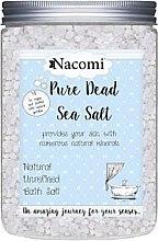 Parfémy, Parfumerie, kosmetika Koupelová sůl z Mrtvého moře - Nacomi Natural Dead Sea Salt Bath