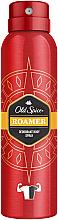 Parfémy, Parfumerie, kosmetika Deodorant ve spreji - Old Spice Roamer Deodorant Spray