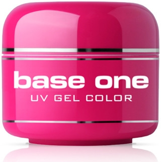 Gel na nehty - Silcare Base One Color