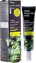 Parfémy, Parfumerie, kosmetika Detox-maska na obličej - Tolpa Dermo Face Sebio Black Detox Mask