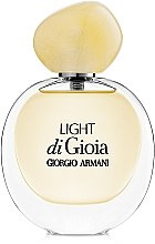 Parfémy, Parfumerie, kosmetika Giorgio Armani Light di Gioia - Parfémovaná voda (tester s víčkem)
