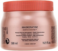 Parfémy, Parfumerie, kosmetika Maska pro vyhlazování nepoddajných vlasů - Kerastase Discipline Fondant Fludealiste Smooth-in-Motion Care