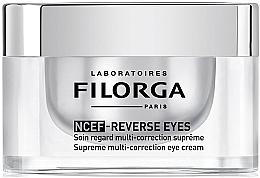 Parfémy, Parfumerie, kosmetika Multikorekční oční krém - Filorga NCEF-Reverse Eyes