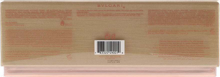 Bvlgari Aqva Divina - Sada (edt/40ml + b/lot/40ml + s/g/40ml) — foto N2