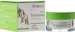 Parfémy, Parfumerie, kosmetika Březový krém s betulinem - Sylveco Hypoallergic Birch Day And Night Cream