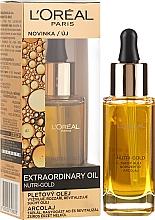 Tělový olej - L'Oreal Paris Nutri Gold Extraorginary Oil  — foto N1