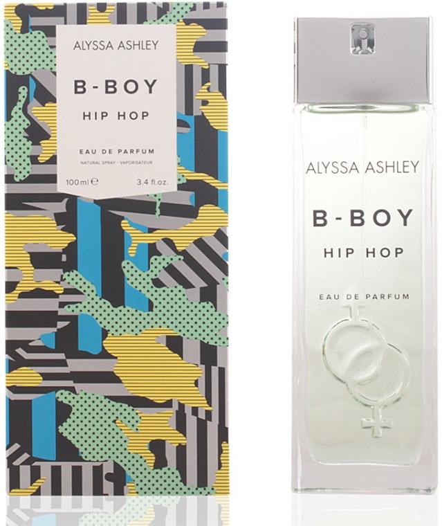 Alyssa Ashley B-Boy Hip Hop - Parfémovaná voda — foto N4