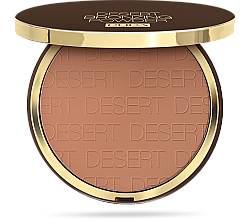 Parfémy, Parfumerie, kosmetika Kompaktní bronzující pudr - Pupa Desert Bronzing Powder
