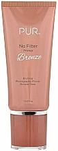 Parfémy, Parfumerie, kosmetika Primer na obličej - Pur No Filter Blurring Photography Primer Bronze Glow