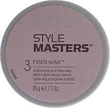 Parfémy, Parfumerie, kosmetika Vosk silná fixace - Revlon Style Masters Fibre Wax 3 Strong Scultping Wax