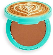 Parfémy, Parfumerie, kosmetika Bronzer na obličej - I Heart Revolution Tasty Coffee Bronzer
