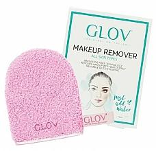 Parfémy, Parfumerie, kosmetika Odličovací rukavice, růžová - Glov On-The-Go Makeup Remover Rose