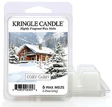 Parfémy, Parfumerie, kosmetika Aromatický vosk - Kringle Candle Wax Melt Cozy Cabin