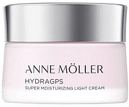 Parfémy, Parfumerie, kosmetika Krém na obličej - Anne Moller HydraGPS Super Moisturising Light Cream