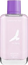Parfémy, Parfumerie, kosmetika Christopher Dark I'm flying women - Parfémovaná voda