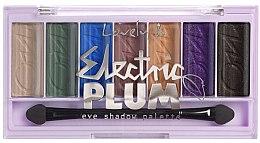 Parfémy, Parfumerie, kosmetika Paleta očních stínů - Lovely Electric Plum Eyeshadow
