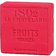 Parfémy, Parfumerie, kosmetika Mýdlo - Le Chatelard 1802 Soap Provence Fruits