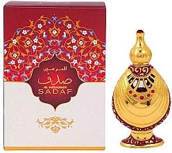 Parfémy, Parfumerie, kosmetika Al Haramain Sadaf - Olejový parfém