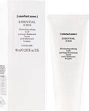 Parfémy, Parfumerie, kosmetika Čistící peeling na obličej - Comfort Zone Essential Scrub