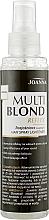 Parfémy, Parfumerie, kosmetika Sprej pro zesvětlování vlasů - Joanna Multi Blond Spray